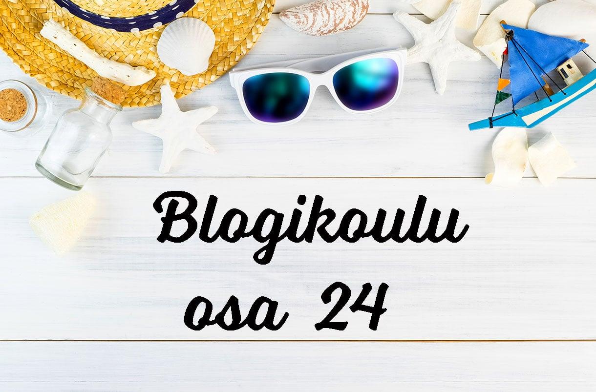 Blogikoulu