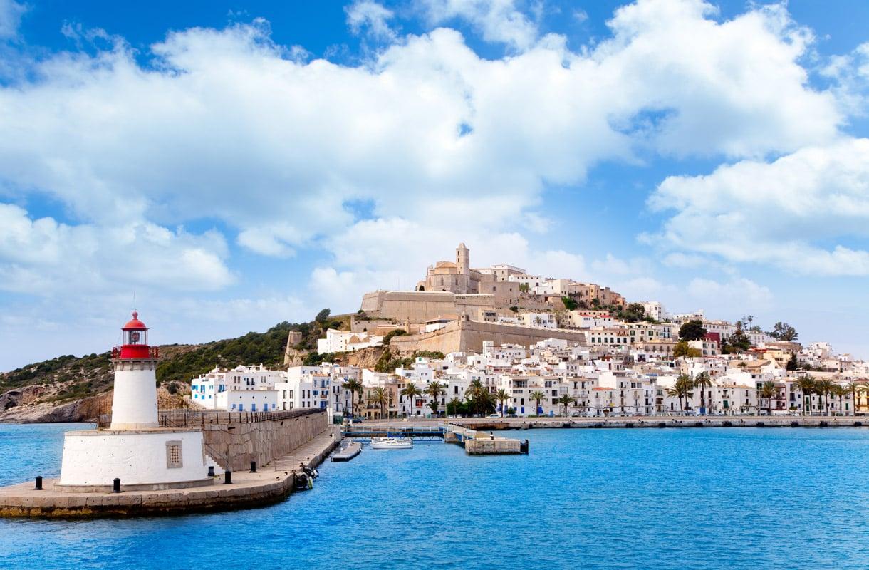 Eivissa eli Ibiza Town