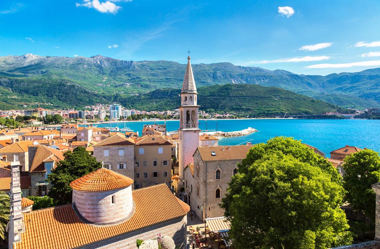 Viisi vinkkiä Montenegron Budvaan