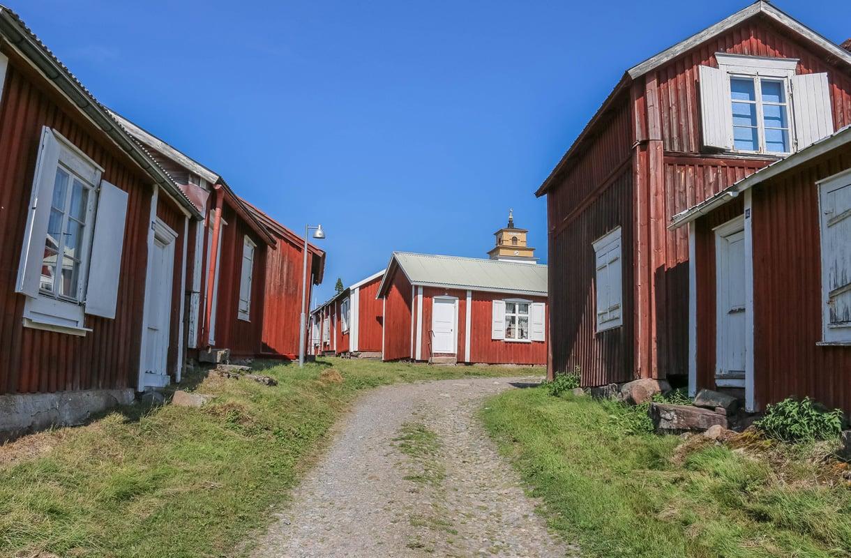 Luulaja, Ruotsi