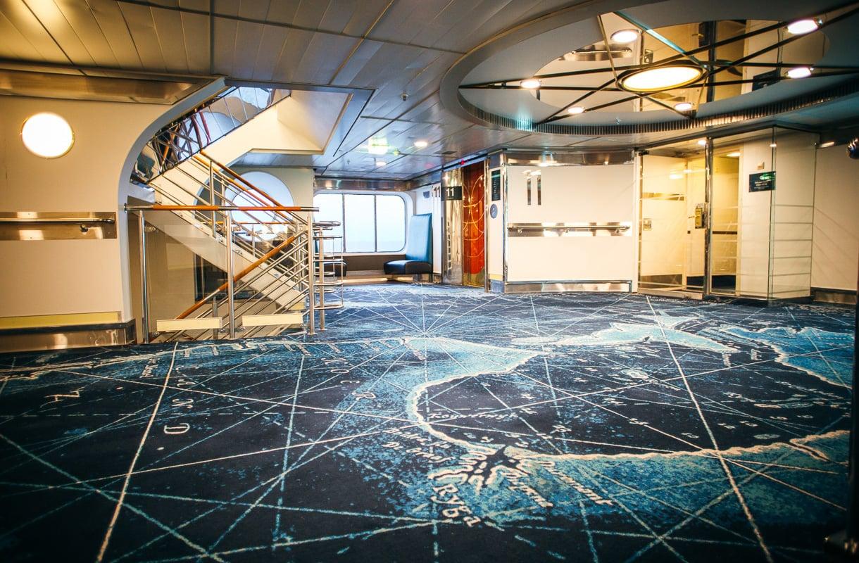 Risteily ruotsinlaivalla