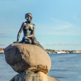 Pieni merenneito, Kööpenhamina