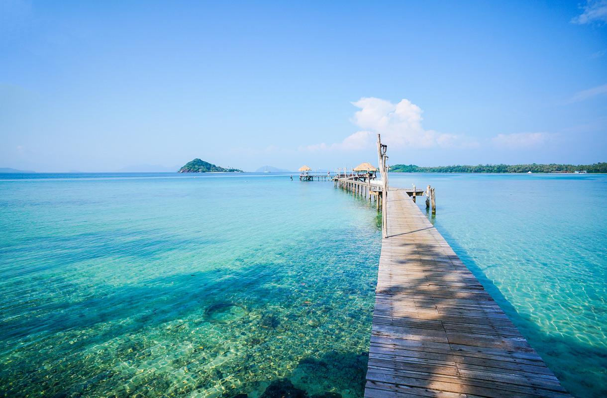 Koh Mak, Thaimaa