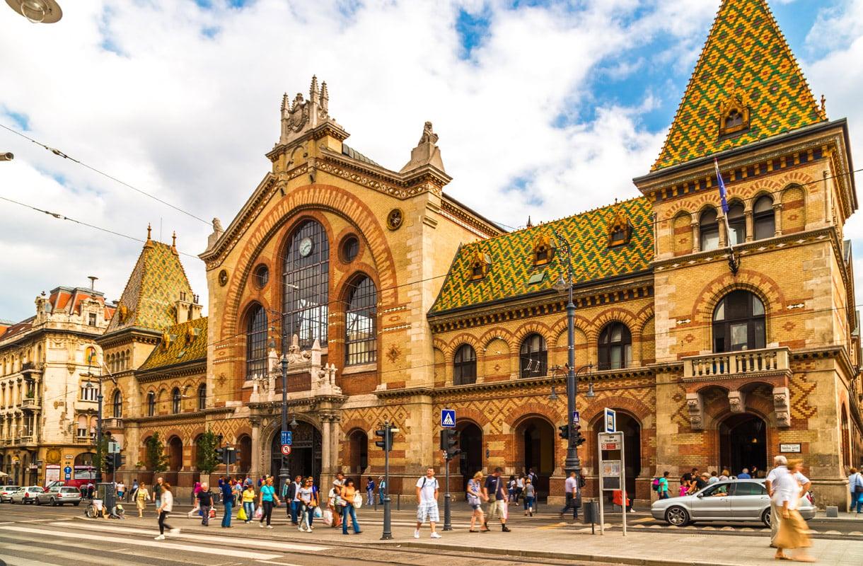 Budapest, Unkaari