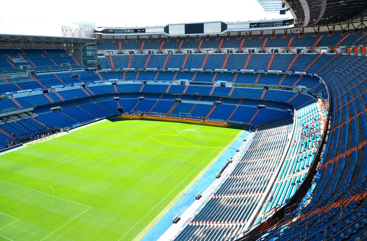 Futismatka Madridiin