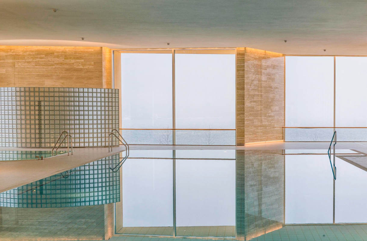 Regatta Spa on kylpylä Hangossa