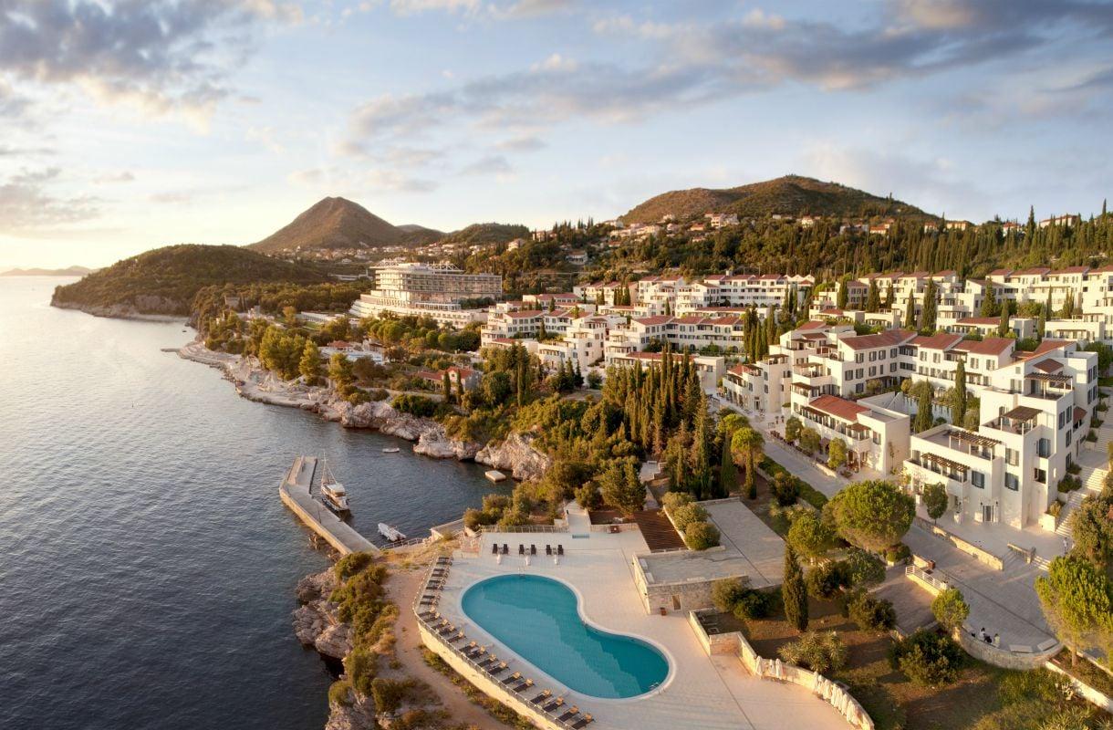 Kroatian parhaat uima-altaat