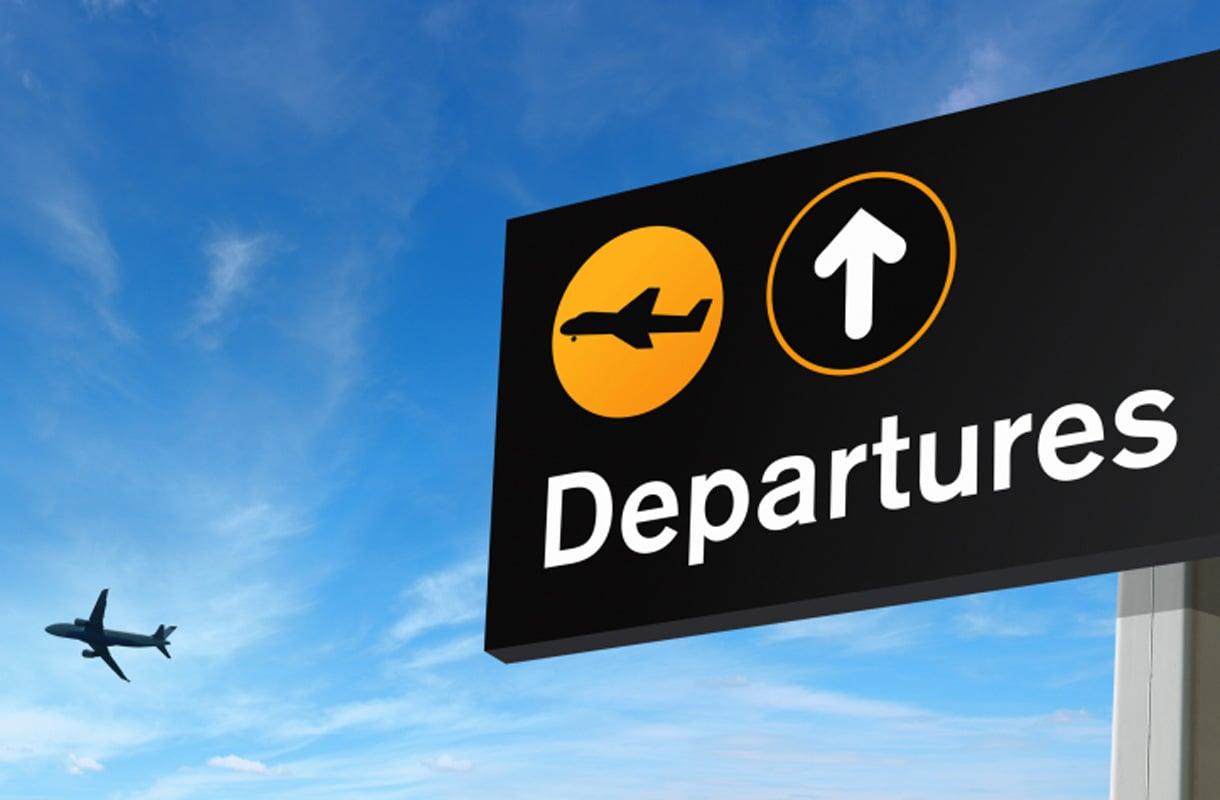 Kuinka monta lentokonetta on samaan aikaan ilmassa?