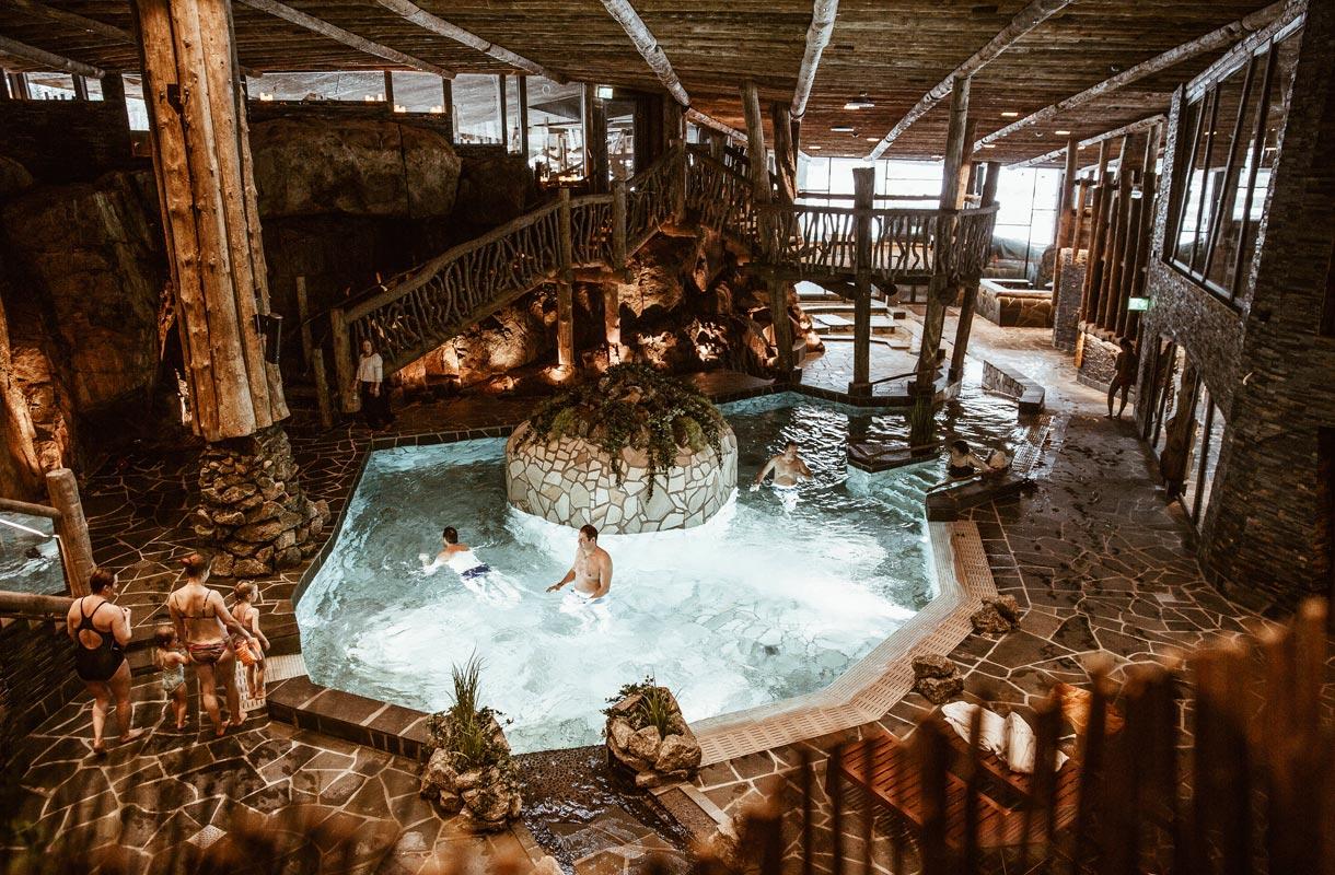 Järvisydän on kylpylä Rantasalmella