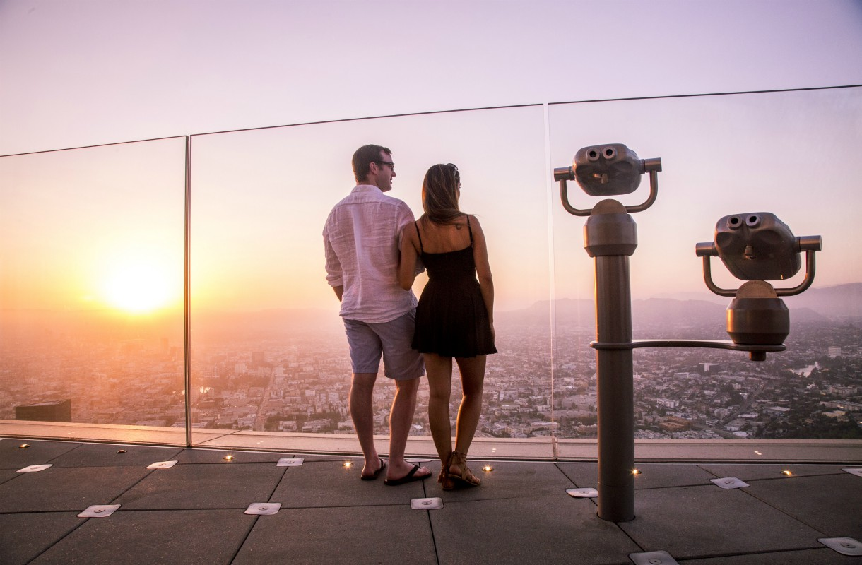 OUE Skyspace on näköalapaikka Los Angelesissa