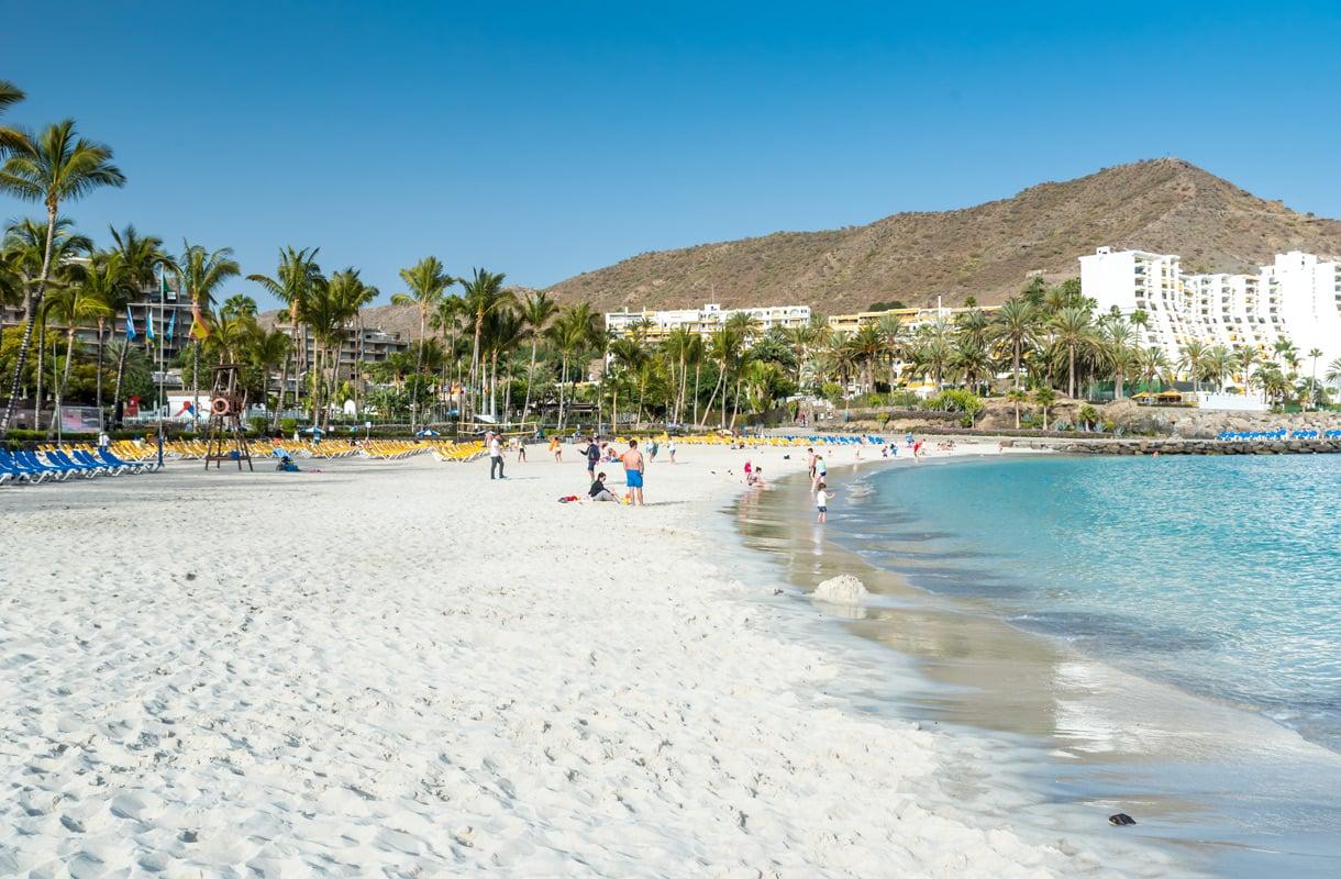 Anfi Beach, Gran Canaria