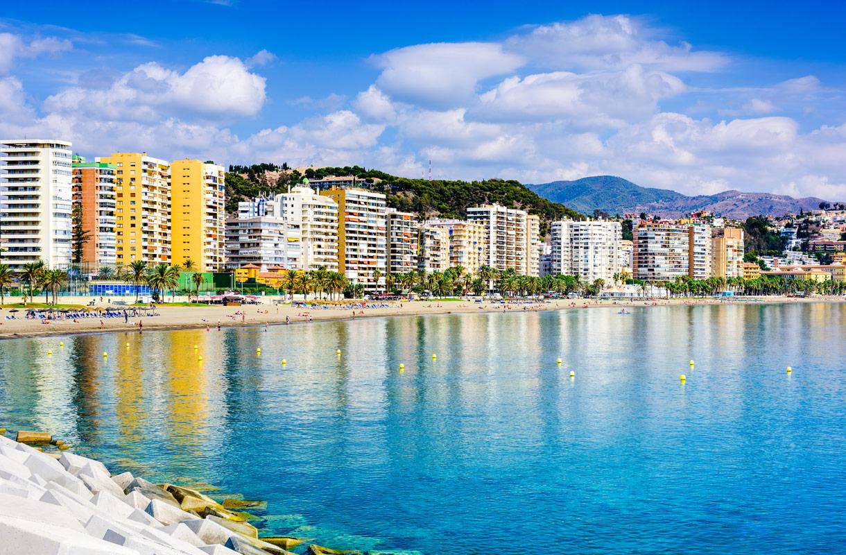 Malága, Espanja