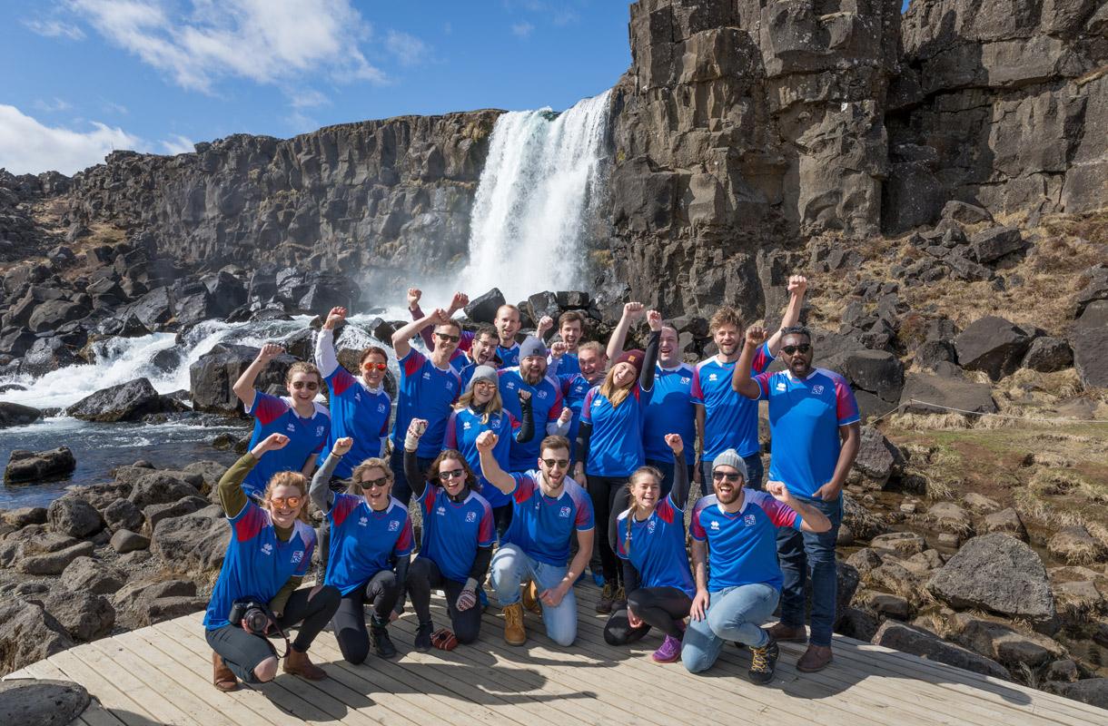 Stopover Islannissa
