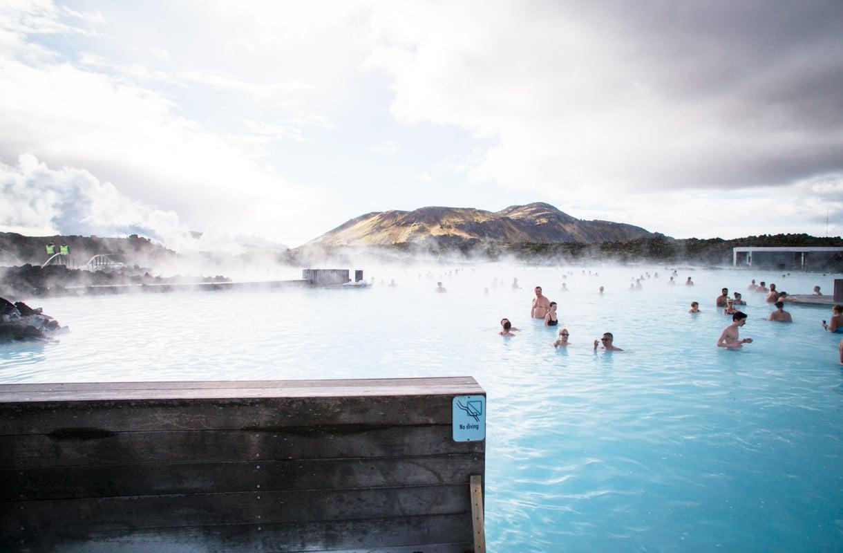 Blue Lagoon, Islanti