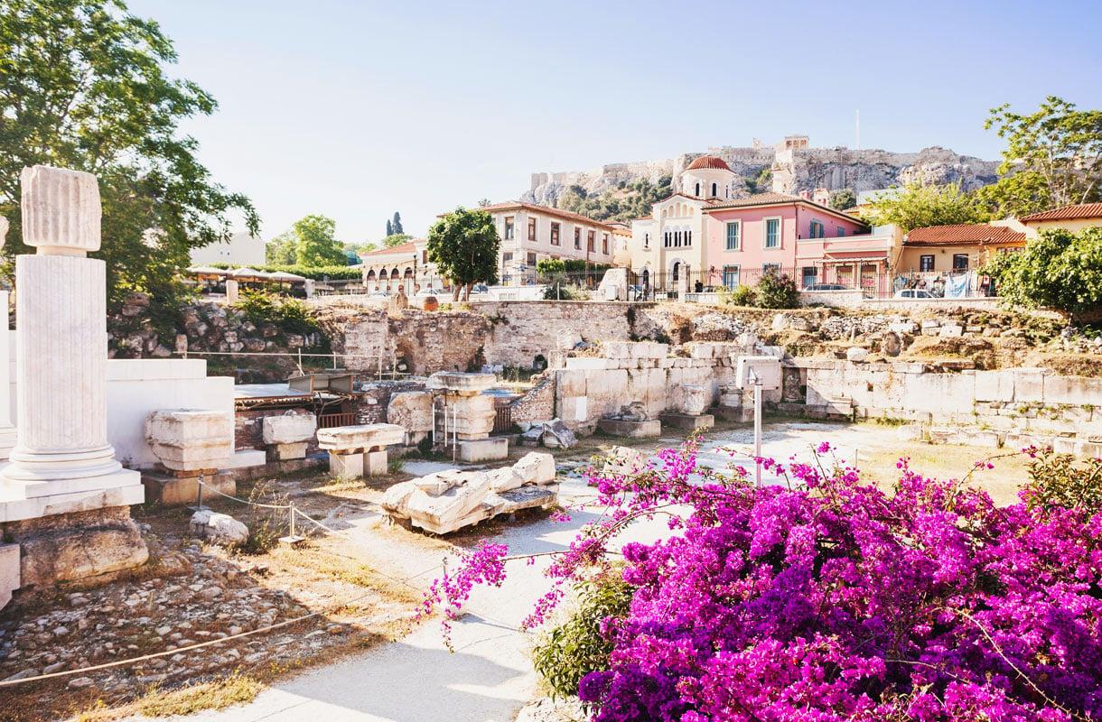 Mitkä asiat yllättävät Kreikassa?