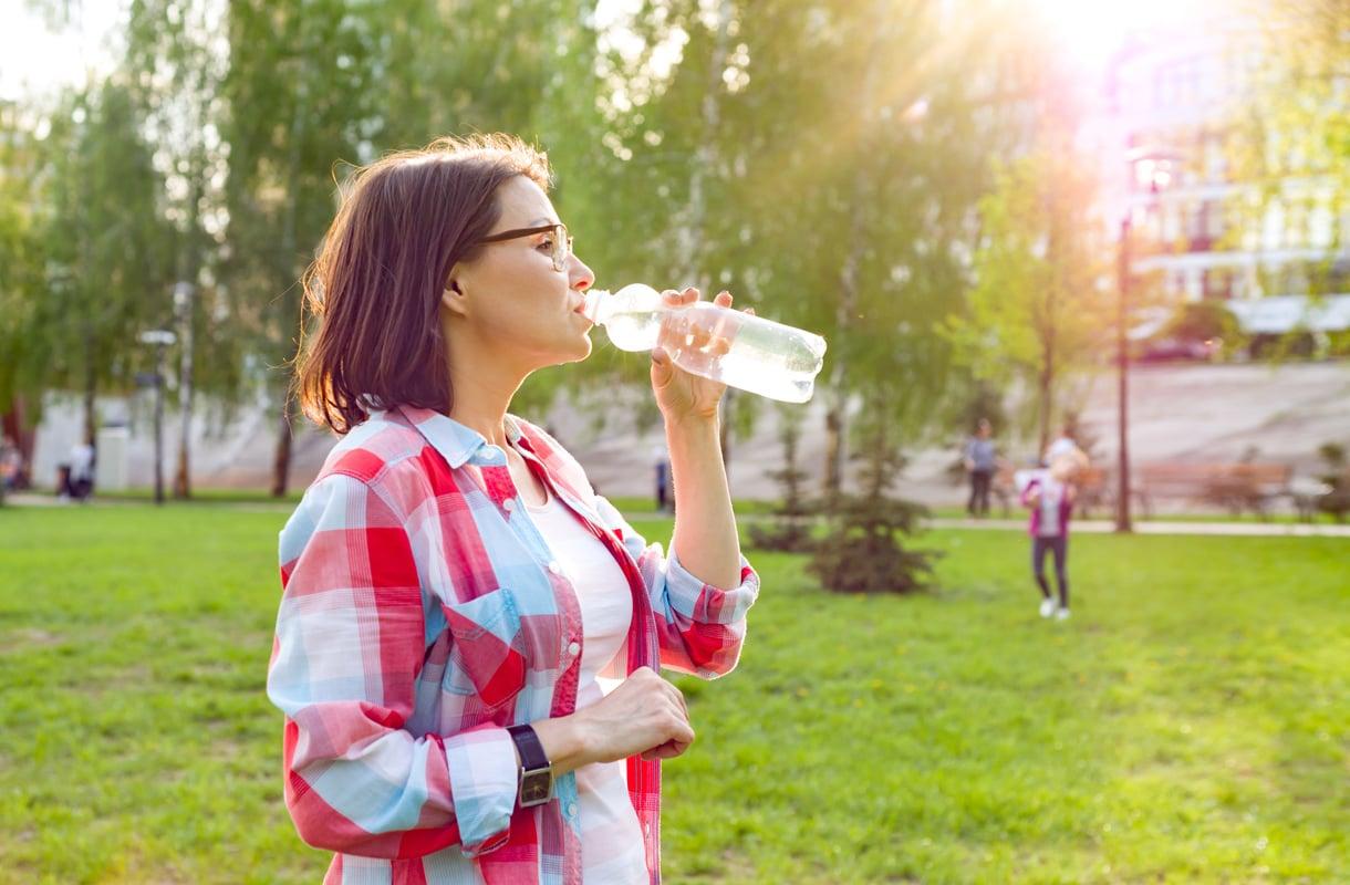 Turvallinen juomavesi