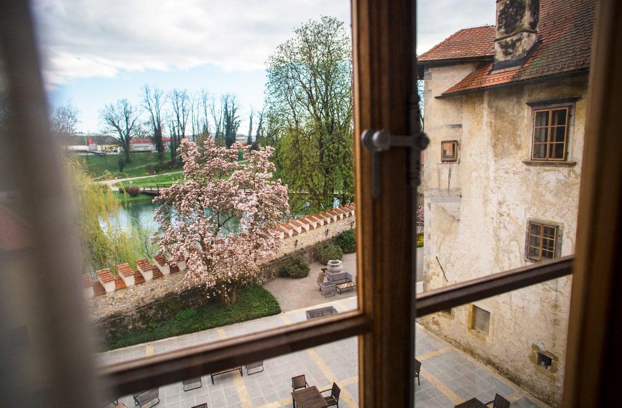 Grad Otočec, Slovenia