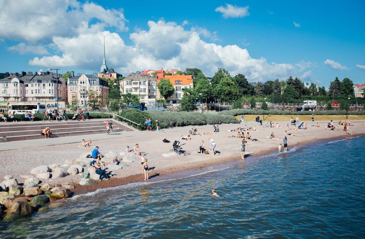 Helsinki Rannat