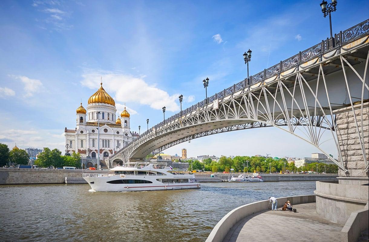 Moskova, Venäjä