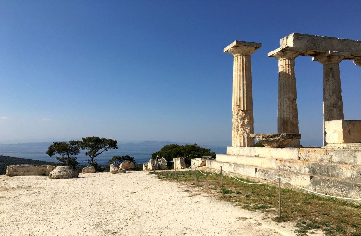 Afaian temppeli Aeginan saarella