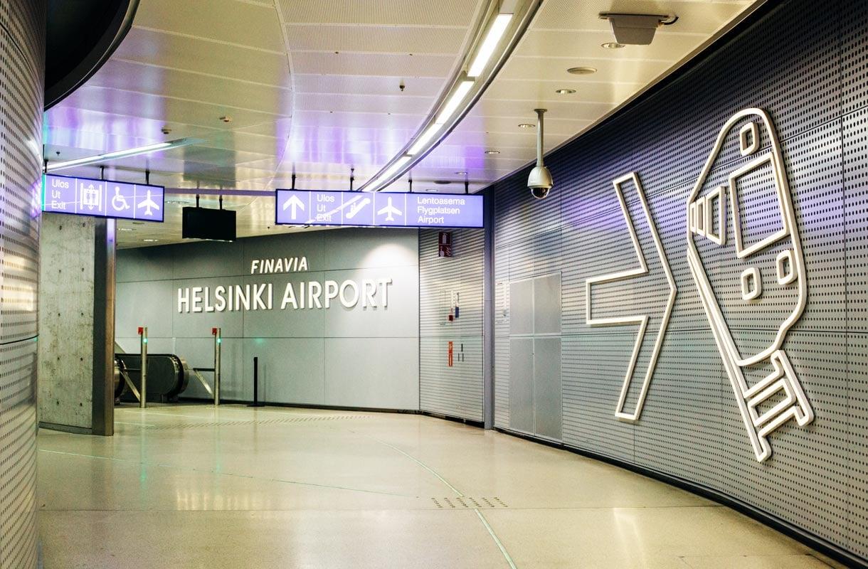 Helsinki-Vantaan juna-asema