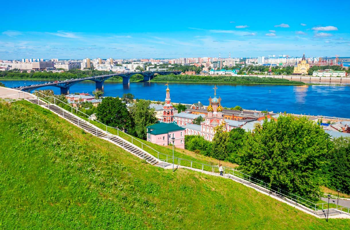 Venäjän kisakaupungit