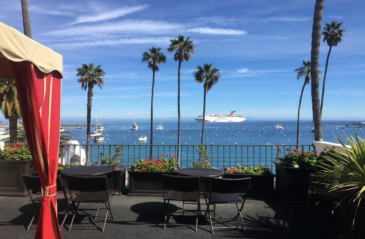 Catalina Island on helppo retkikohde Los Angelesista