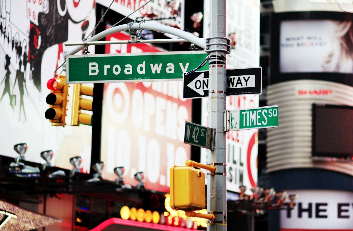 Kymmenen faktaa Times Squaresta