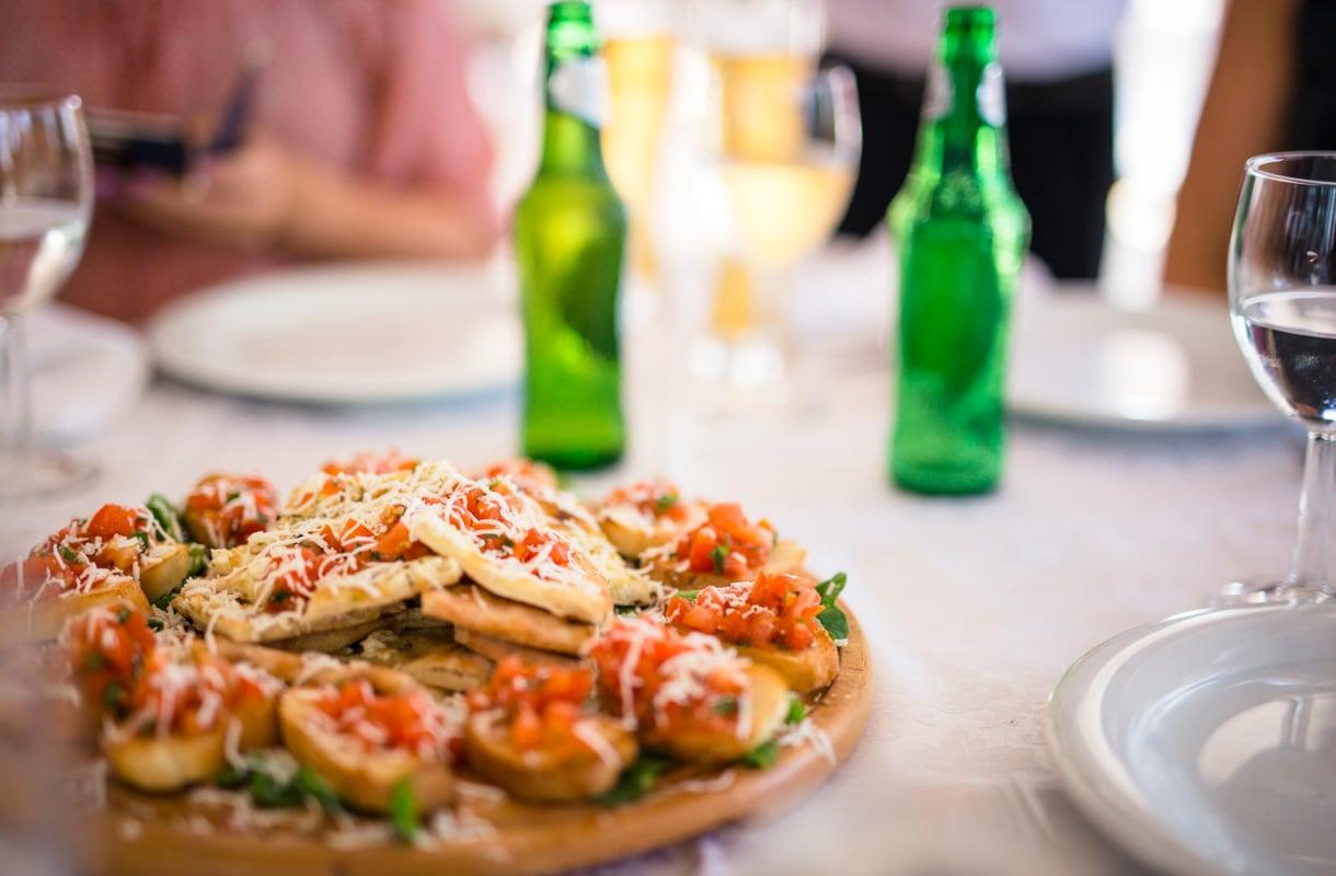 Albanialainen ruoka