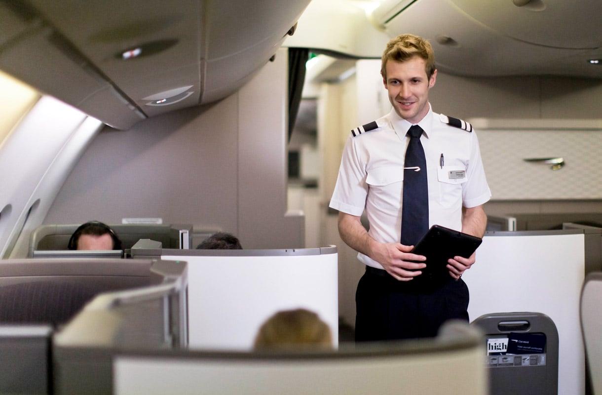 British Airwaysin bisnesluokka