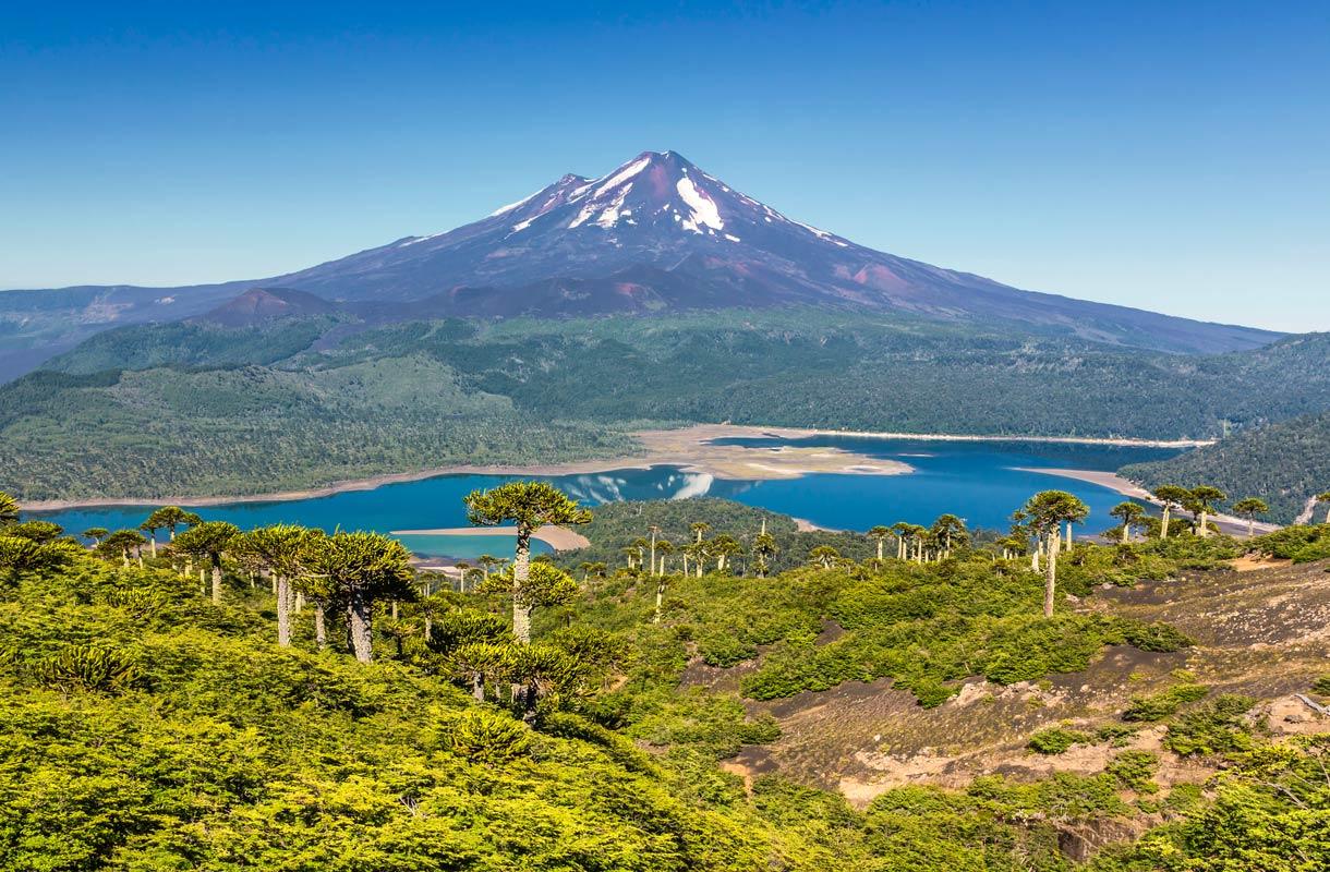Chilen luontokohteet