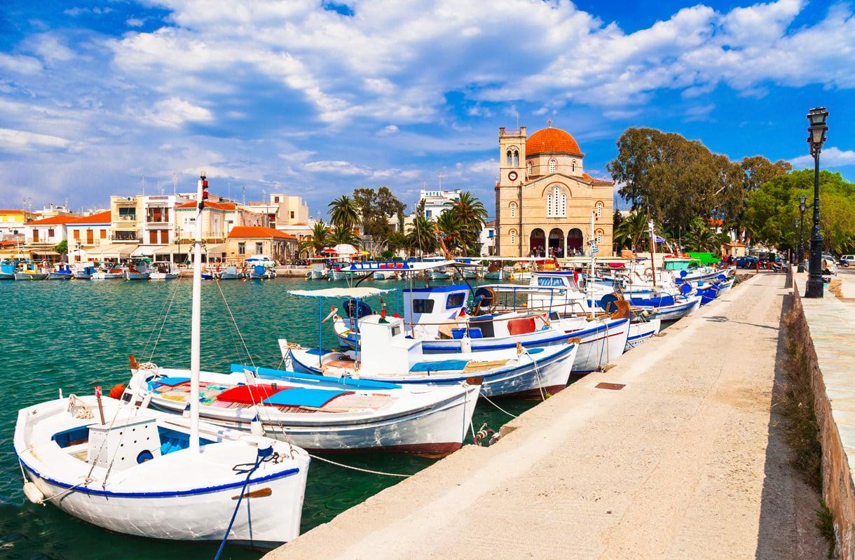 Aegina, Kreikka
