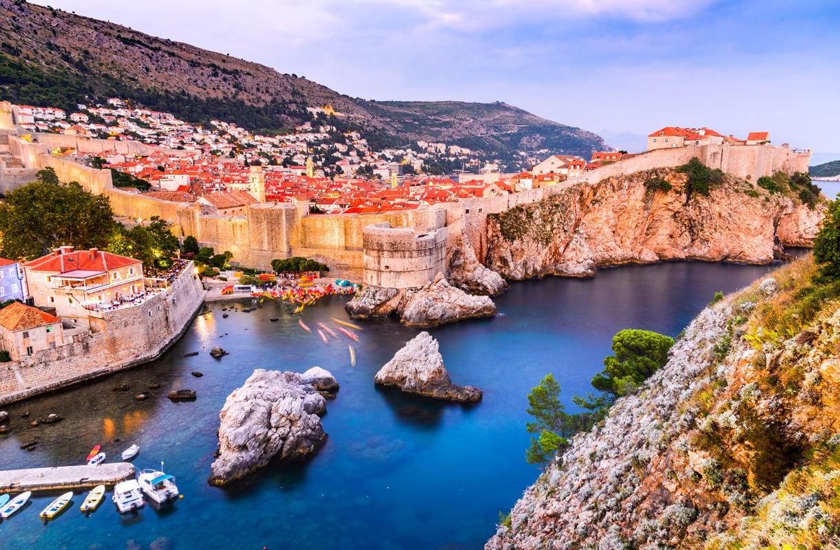 Kroatia Hotellit