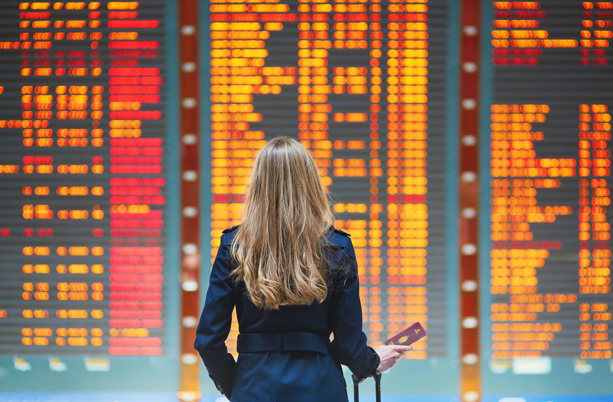 Varo näitä huijauksia ja varkauksia lentokentällä