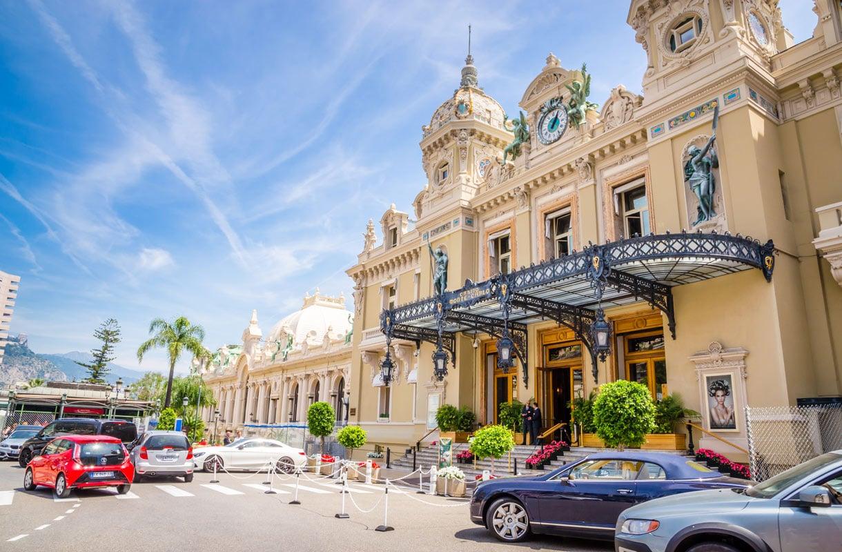 Monaco luetaan Ranskan Rivieran matkakohteiden joukkoon