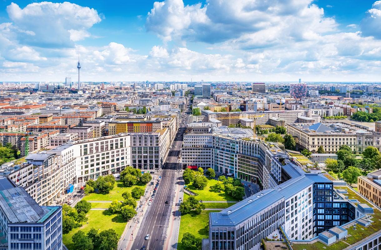 Kaupunkilomat Berliini