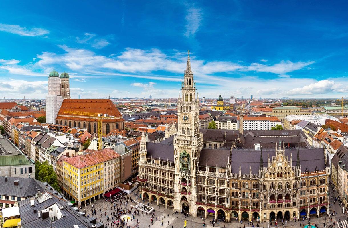 München, Saksa