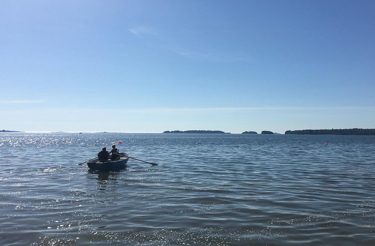 Espoon kaupunkisoutuveneet
