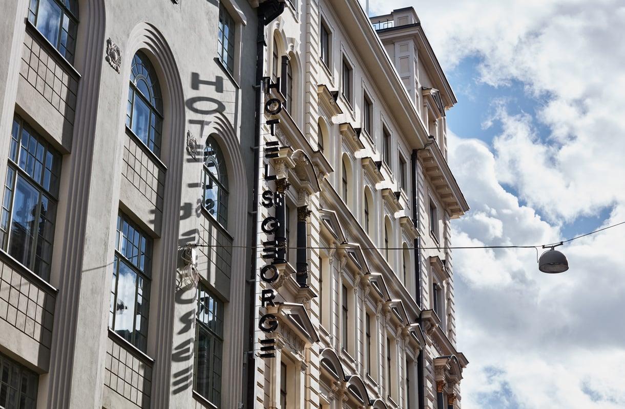 St. George, Helsinki