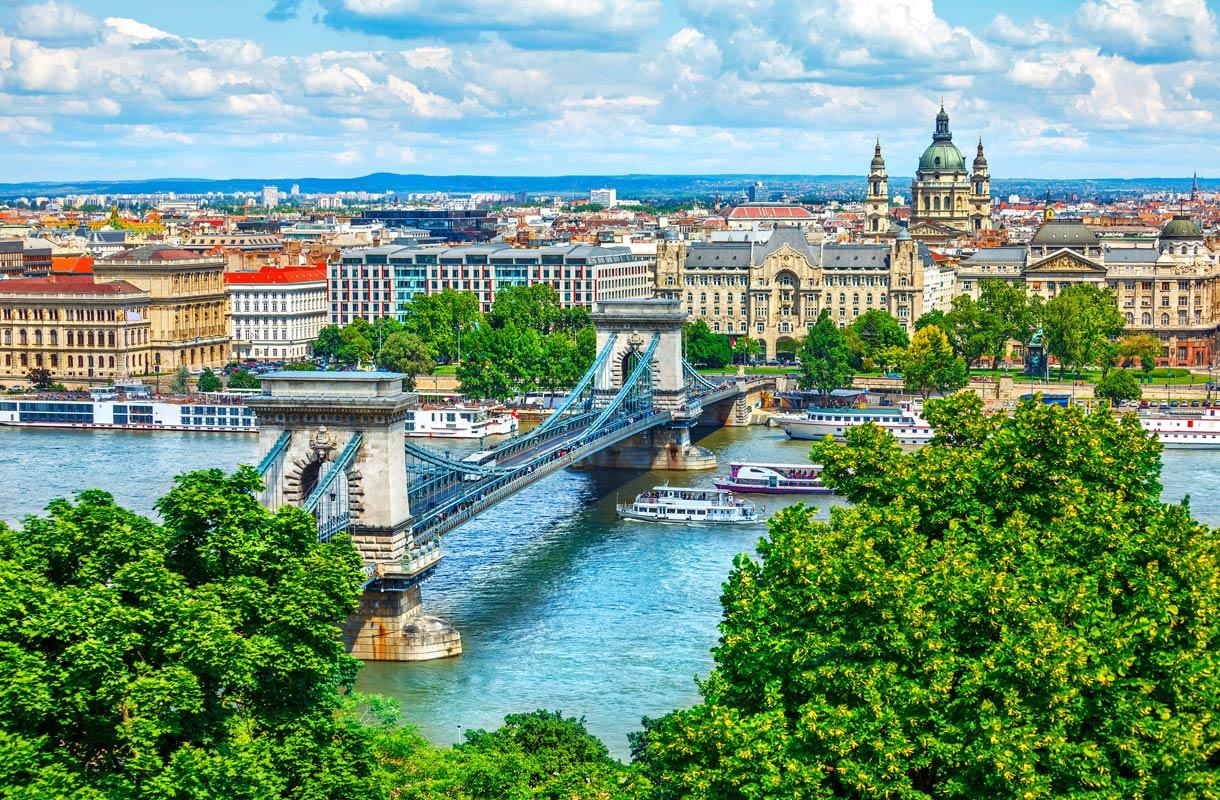 Budapest on toiminut monien Hollywood-elokuvien kuvauspaikkana