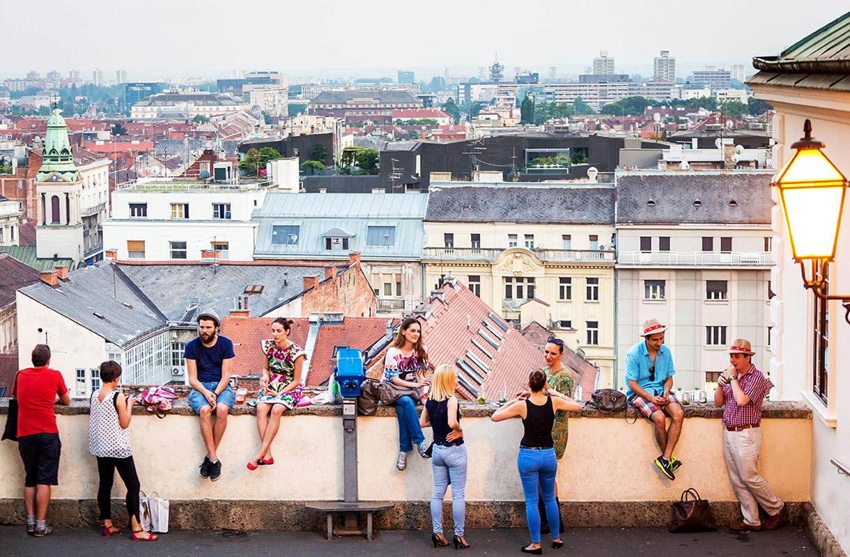 Zagreb, Kroatia
