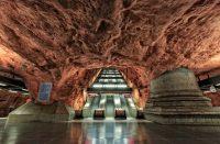 Tukholman metron kummitustarina Silverpilen