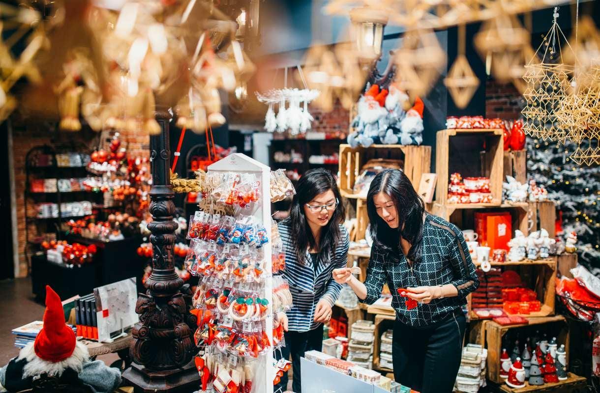 Tuliaisia joulupukin kotimaasta