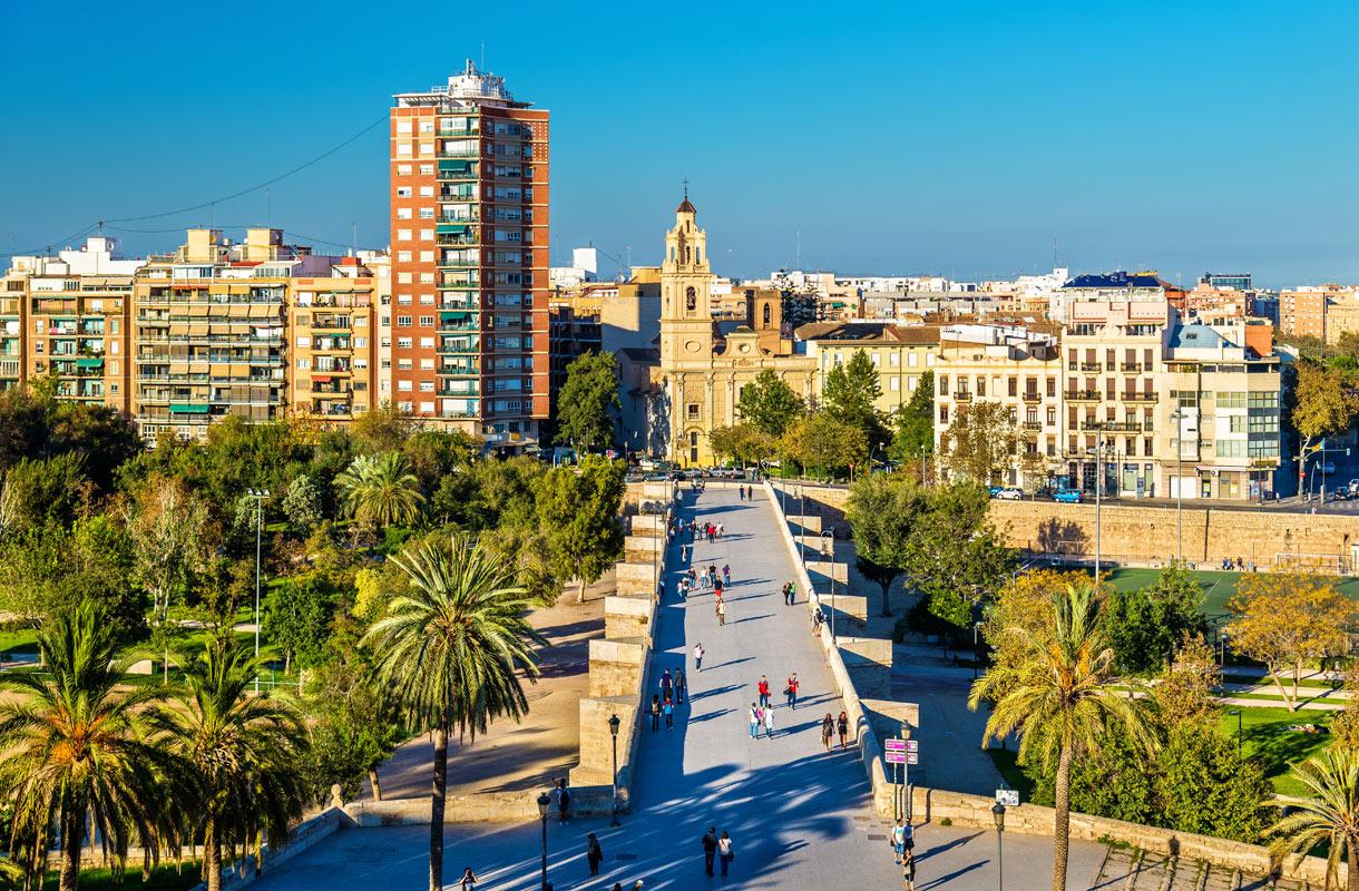 Ihana Valencia - katso kuvat espanjalaiskaupungista