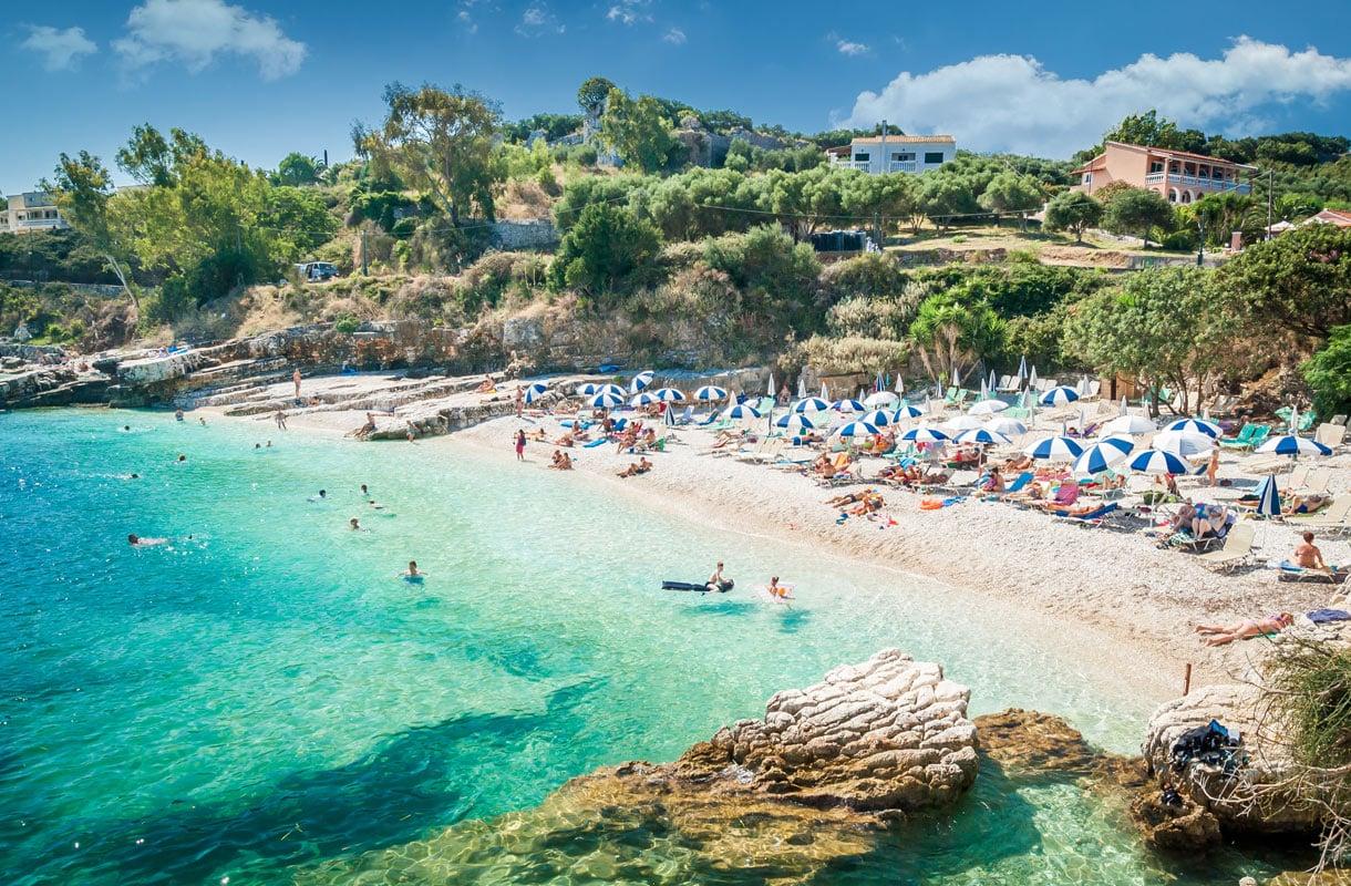 Korfu, Kreikka