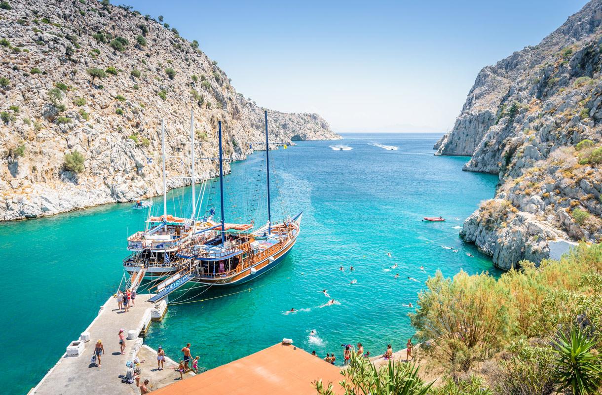 Kreikan parhaat saaret