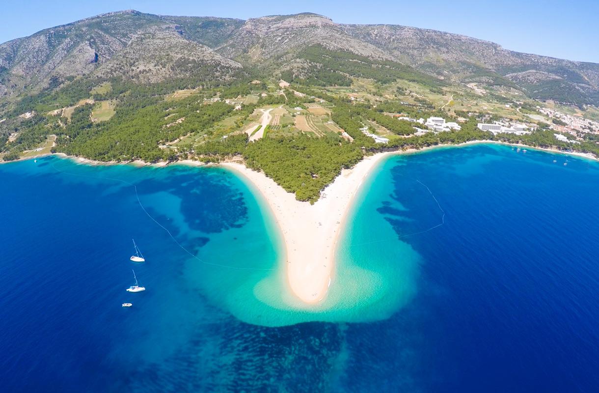 Euroopan erikoisimmat rannat