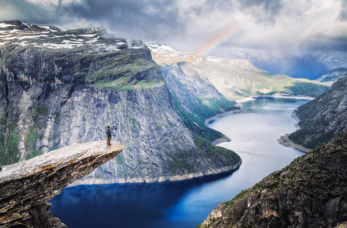 Norjan upeimmat luontokohteet