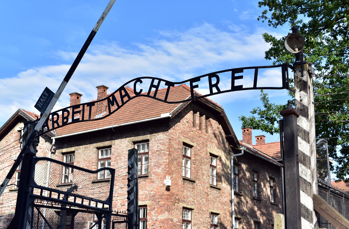 Auschwitz, Puola