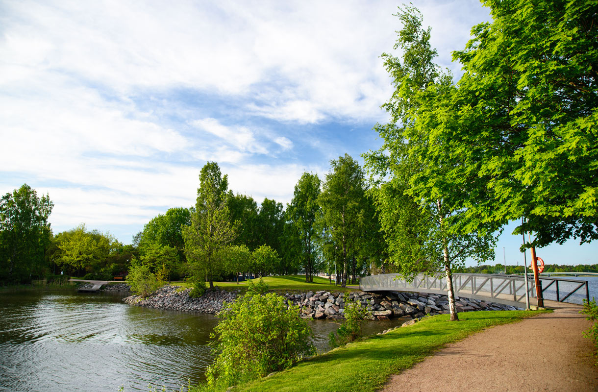 Helsingin parhaat piknikpaikat
